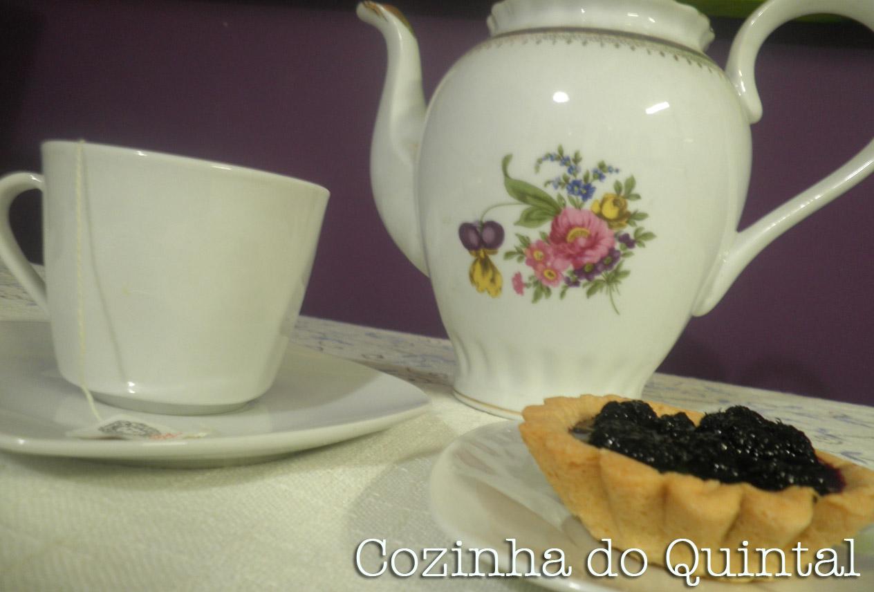 Cheesecake de Amora Cozinha do Quintal