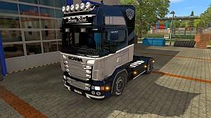 Henry Klop skin for Scania RJL