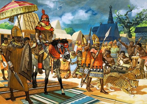 Sundiata - King of Mali