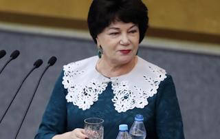 Abgeordnete des russischen Parlaments