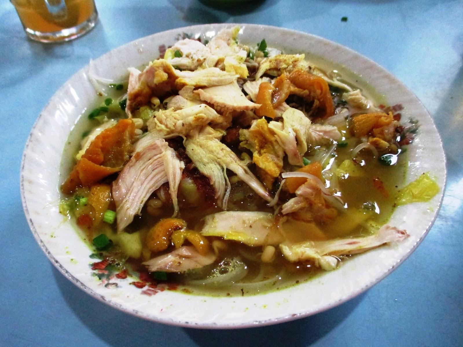 jombang city guide soto ayam pak loso parimono