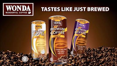 Jom Pekena Wonda Coffee Dulu