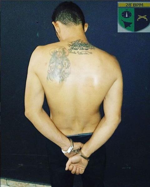 ANÁPOLIS: FORAGIDO DA JUSTIÇA É RECAPTURADO