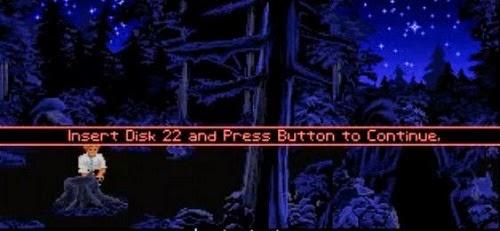 Disco 22 Monkey Island