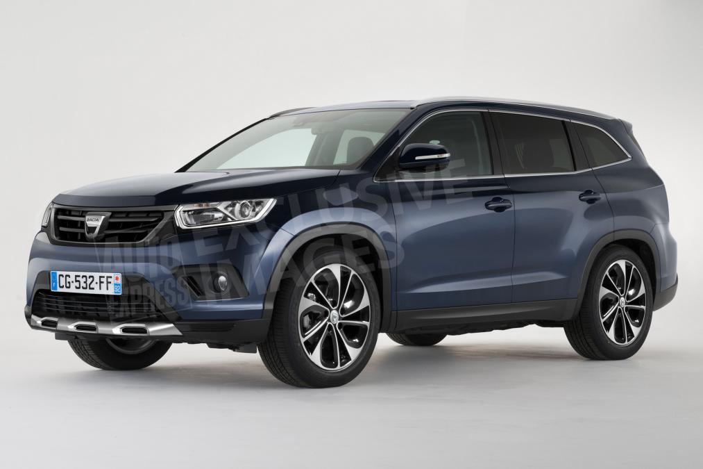 Yeni dacia duster nas l olabilir sekiz silindir for Dacia duster 2017 interni