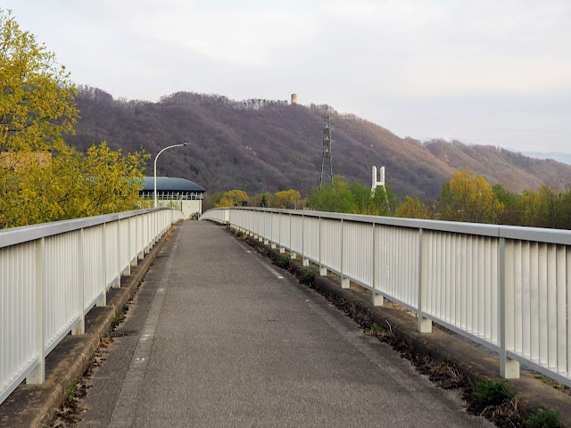 あづみ野やまびこ自転車道 梓川 安曇野橋