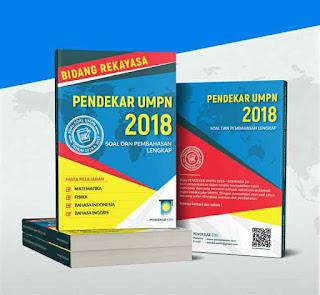 Buku Pendekar UMPN 2018 Rekayasa | Soal dan Pembahasan UMPN Lengkap