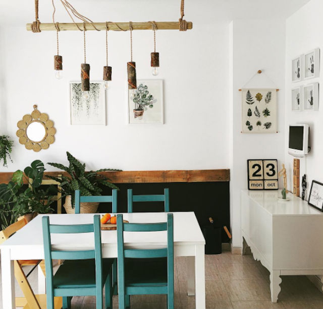 Un café en casa de Laura @mihogartienealma