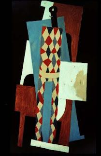 Arlequin, Picasso
