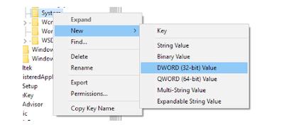 طريقة تغيير خلفية شاشة الدخول في الويندوز 10