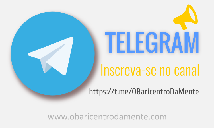 Participe do Canal do blog no Telegram