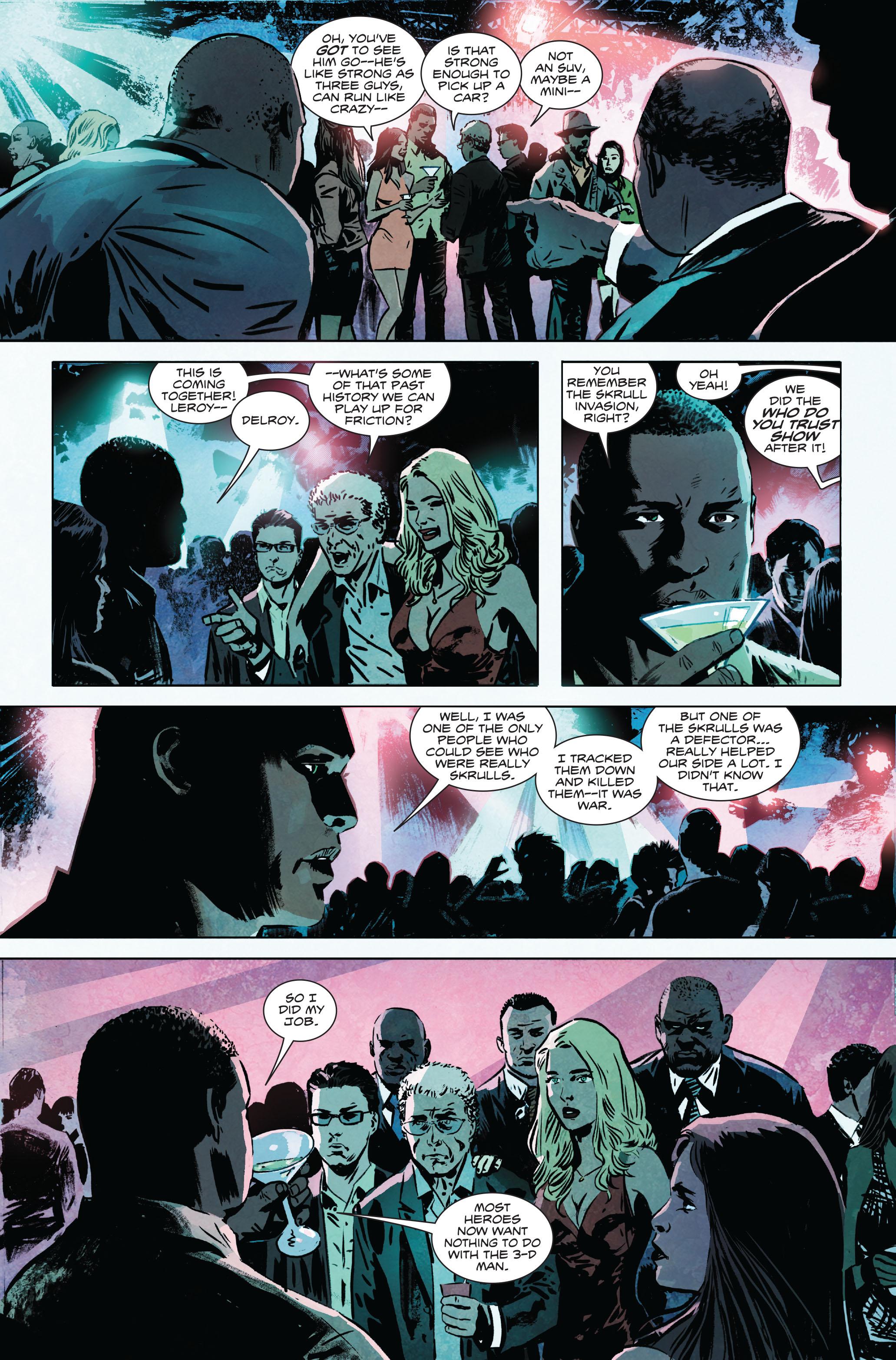 Read online Atlas comic -  Issue #1 - 8