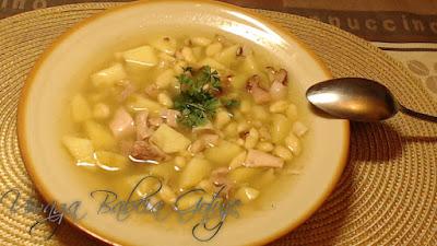zupa kartoflanka z zacierka
