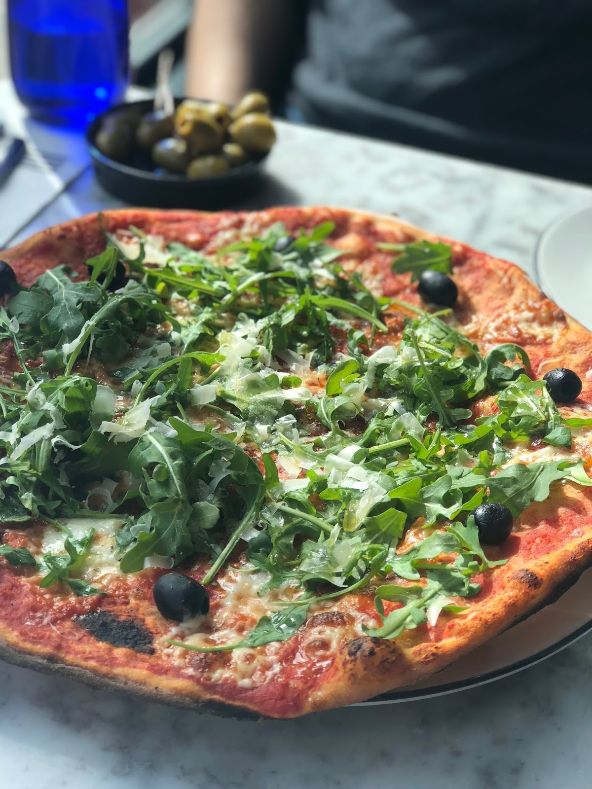 Where to eat in dubin, places to dine in dublin, pizza in dublin, Italian restaurant dublin