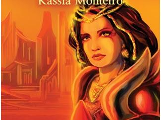 Soberana – a ascensão da rainha de Marte, Kássia Monteiro