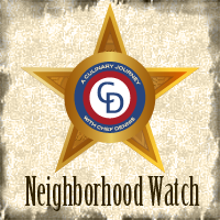 Neighborhood Blog Watch