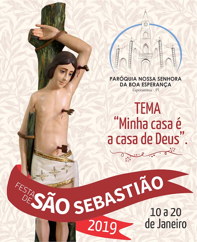 Festejo de São Sebastião 2019