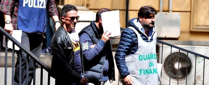 Roma: sequestrato ristorante dei vip e arrestate 7 persone