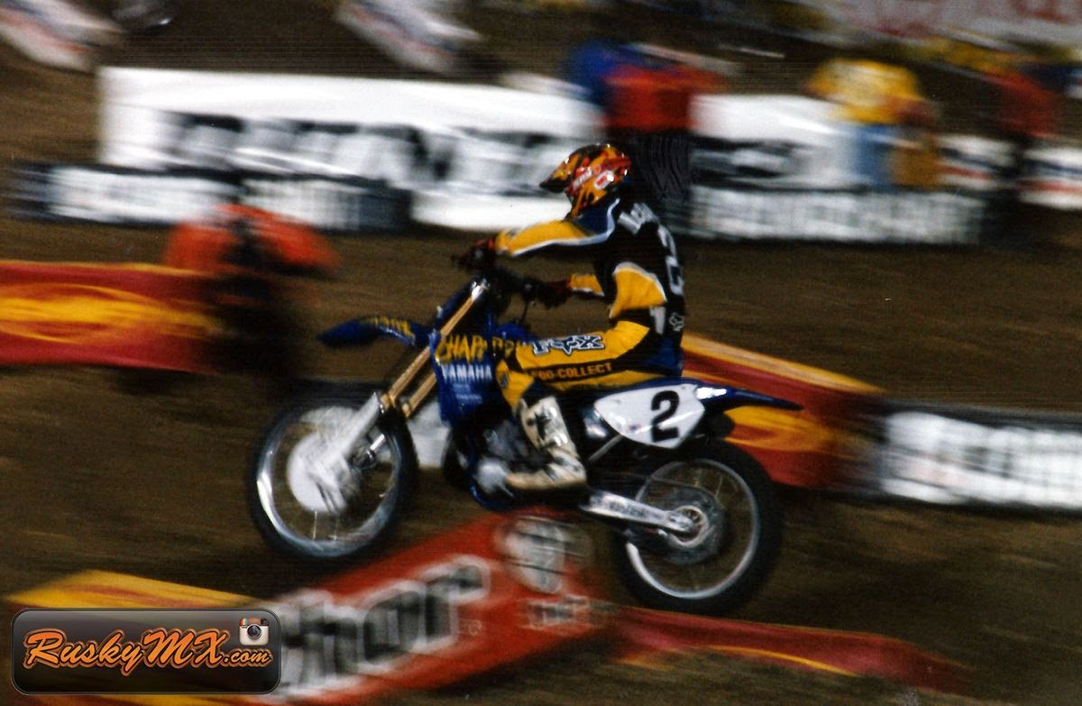 Jeremy McGrath Pontiac SX 1998