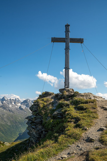 Gipfelweg Madrisella  Wandern Silvretta-Montafon  Vorarlberg 14