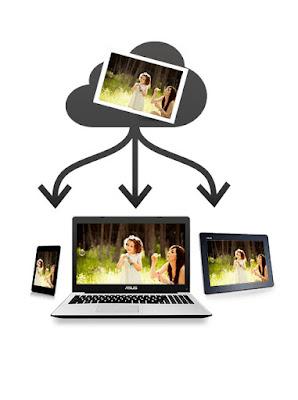 Asus X453SA ASUS WebStorage laptop