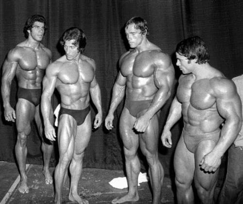 5 mr olympia winners