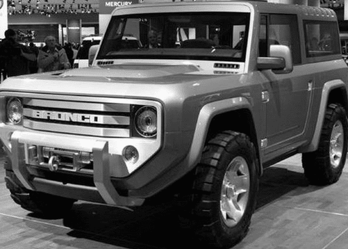 owner manual  ford bronco  concept owner  manual