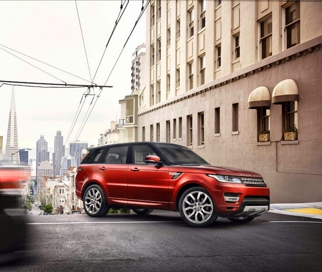 Land Rover Range Rover Sport Wallpaper
