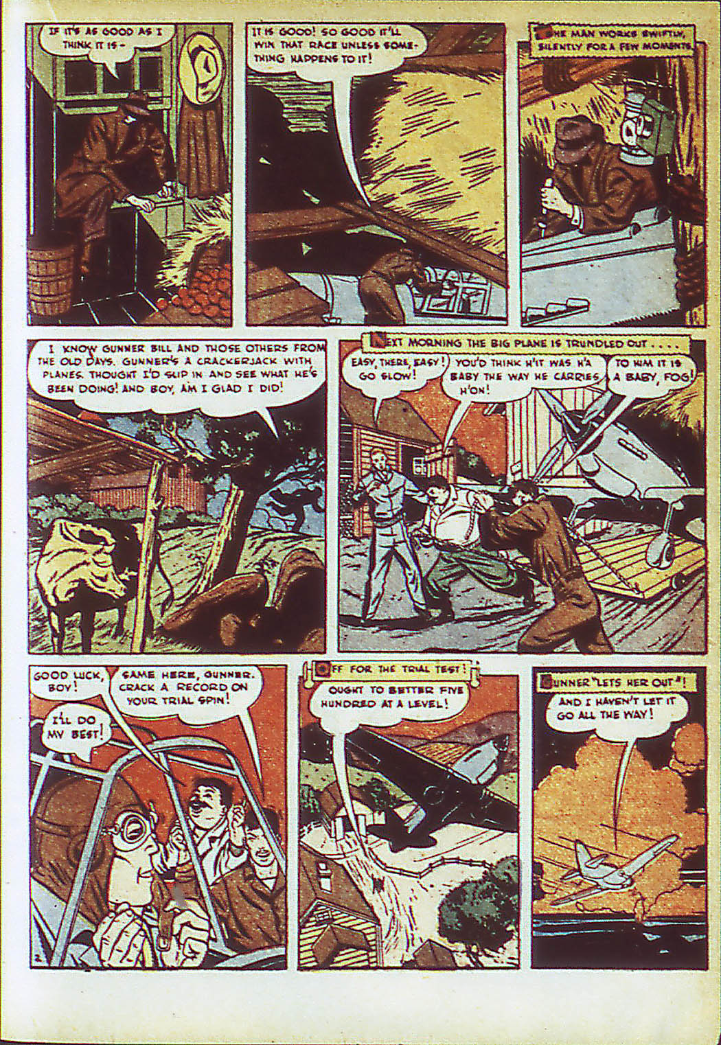 Read online Action Comics (1938) comic -  Issue #41 - 32