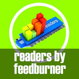 Widget Chicklet Readers FeedBurner