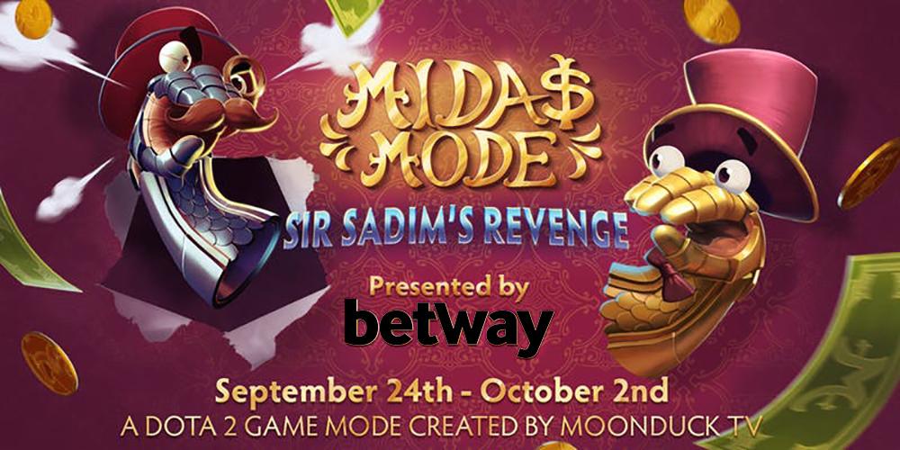 Kết quả hình ảnh cho dota 2 Midas Mode 2.0