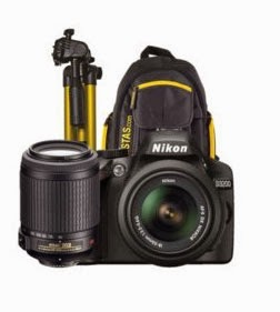 Pack Nikon D3200