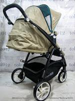 Kereta Bayi LightWeight BabyDoes CH740 FreeON