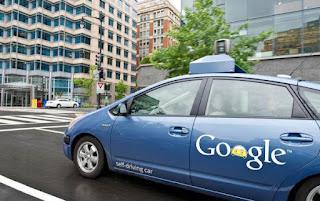 proyek google mobil tanpa supir