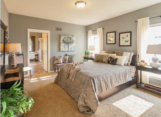 Real Estate Trend Watch - The First Floor Master Bedroom