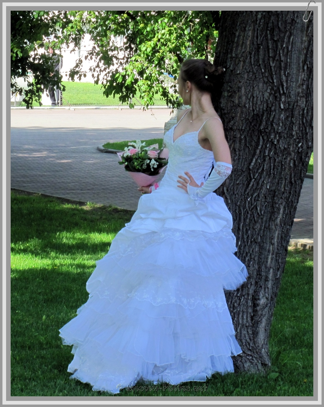 Runaway Moscow Bride