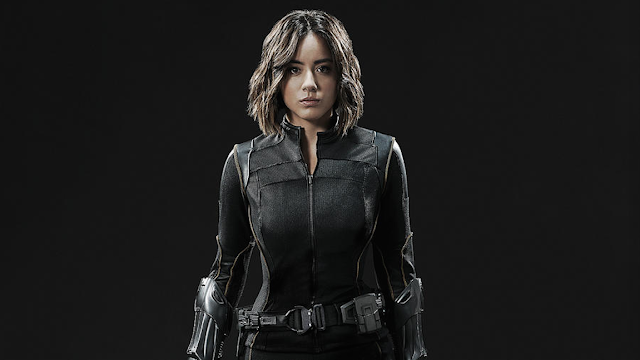 Agents Of SHIELD: Daisy (Quake)