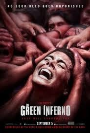 The Green Inferno Addicted