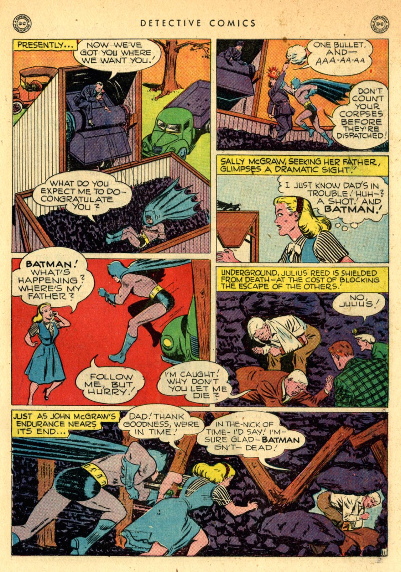 Read online Detective Comics (1937) comic -  Issue #111 - 13