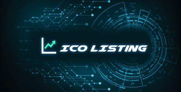 ICOmap - ICO Listing Platform
