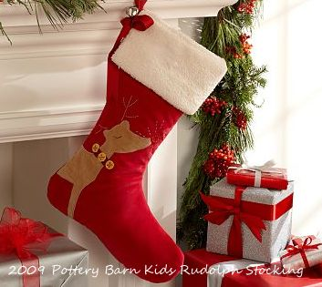 Christmas Stockings Pottery Barn.Life Is Daily Pottery Barn Inspired Reindeer