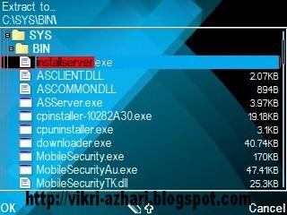 Nokia E63 Hacked Hack Nokia Symbian Menggunakan Trend Micro Mobile