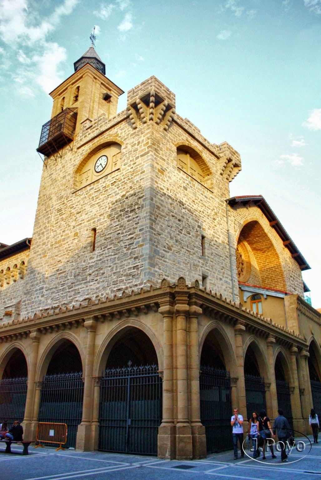 Iglesia de San Nicolás de Pamplona