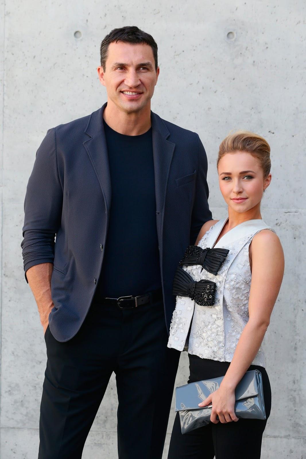 Vladimir Klitschko Wife