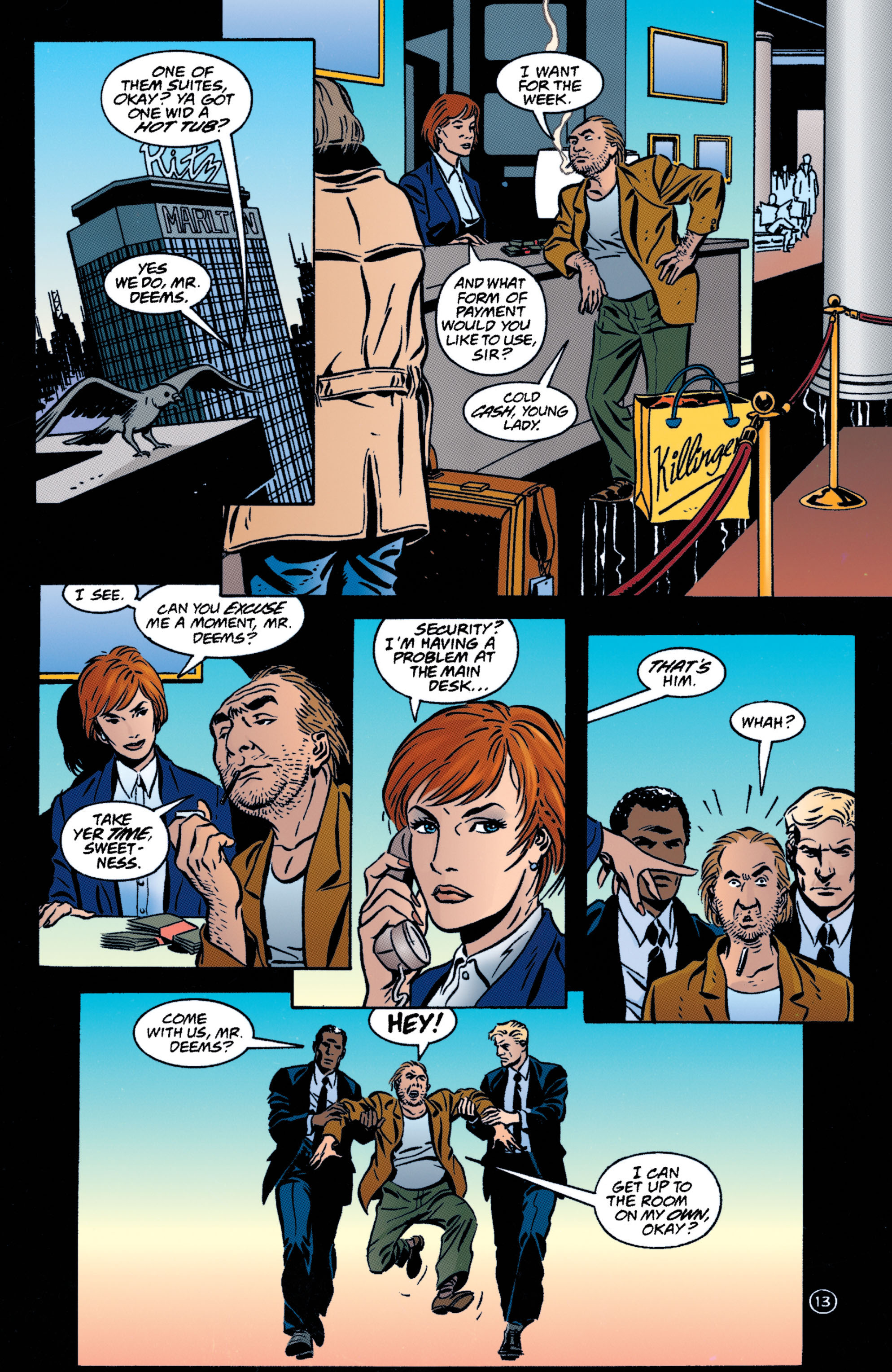 Detective Comics (1937) 714 Page 13