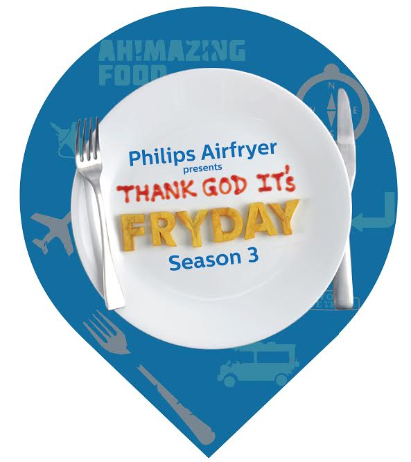 What's new about Philips Airfryer Thank God It's Fryday Season 3??