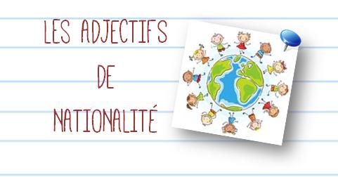 Kraje, narodowości i kolory - powtórka - nagłówek - Francuski przy kawie