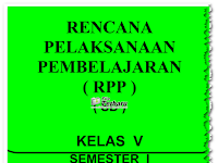 Download RPP Bahasa Indonesia KTSP SD Lengkap Kelas 1 2 3 4 5 6 2016