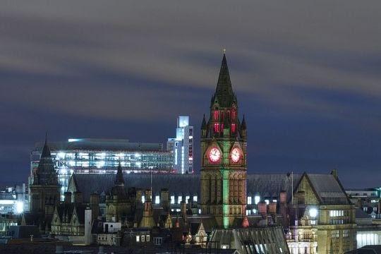 Manchester, Inggris