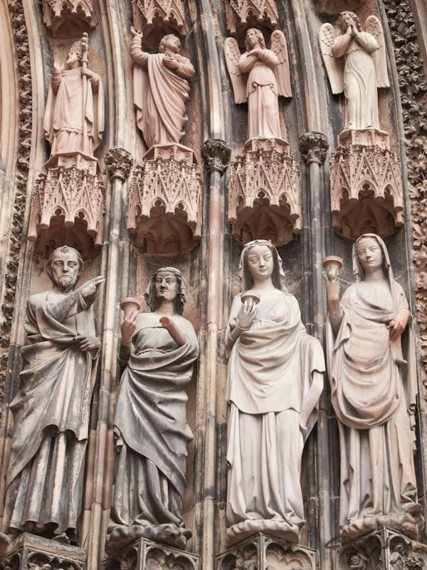 Catedrala Notre-Dame din Strasbourg
